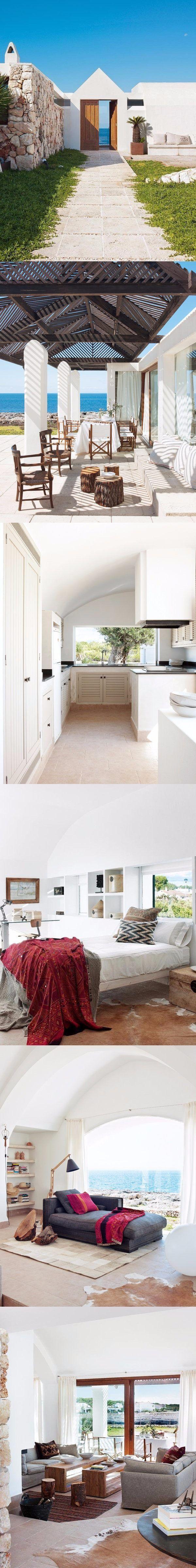Una casa llena de luz / http://nuevo-estilo.micasarevista.com