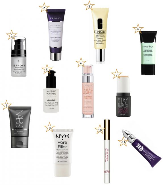 Make-up : Comment bien choisir sa base à maquillage ?