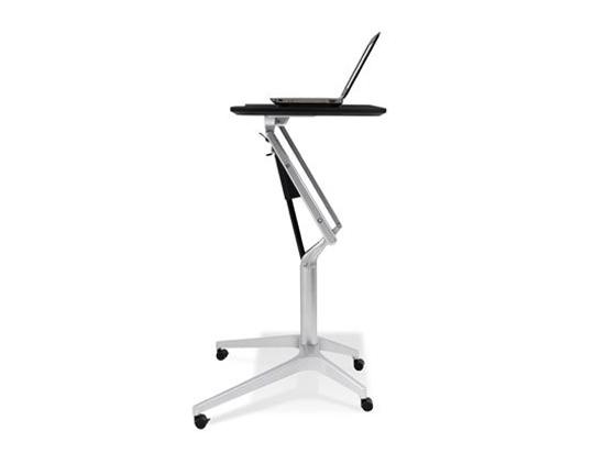 "Annua Work Table - Venge, Scandinavian Designs, $249. 28"" x 18.5"" x 28-41"" H"