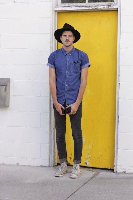 Macho Moda - Blog de Moda Masculina: Chapéus Masculinos em alta, Dica de Onde Comprar