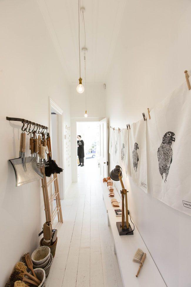 Dos ideas para decorar tu pasillo decoideas home - Ideas para decorar pasillos ...