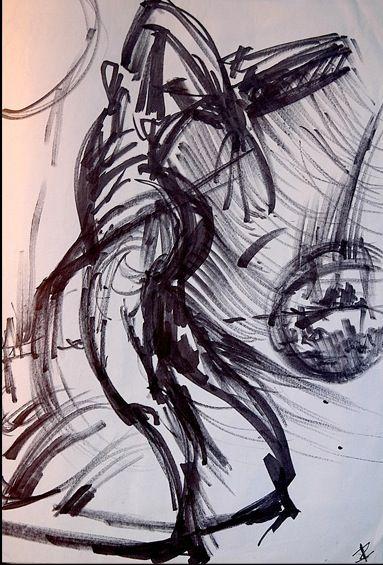 Nicola Frignani - Sketches