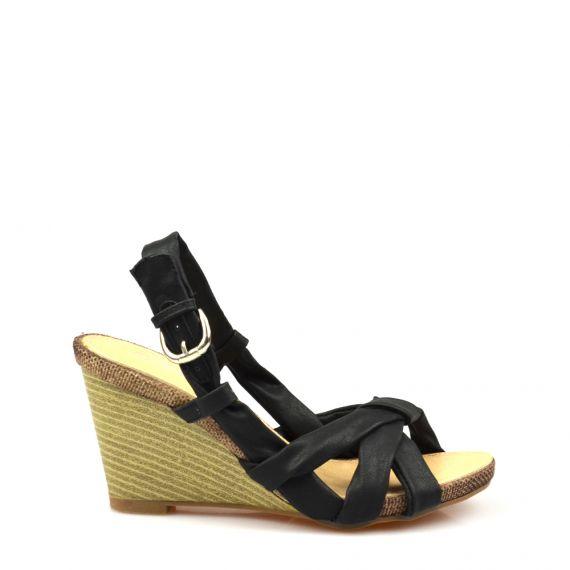 Sandale dama negre Bell