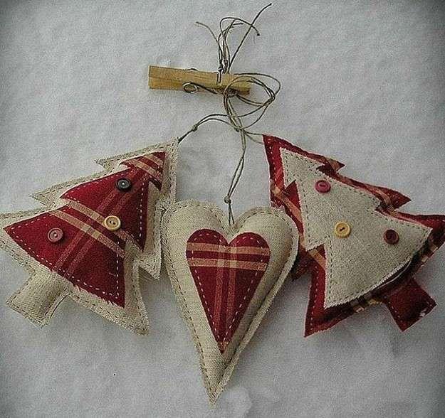 Árbol de Navidad: Fotos de diseños de patchwork | Ellahoy