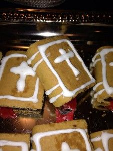 wedding ring Use fig newtons to make Bible Snacks for VBS or holiday cookies  Kids will love these