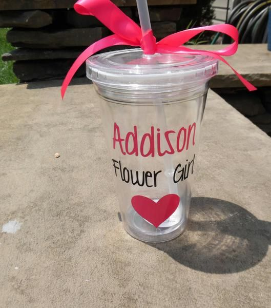 Make one special photo charms for you, 100% compatible with your Pandora bracelets. Flower Girl Tumbler, Flower Girl Cup, Personalized