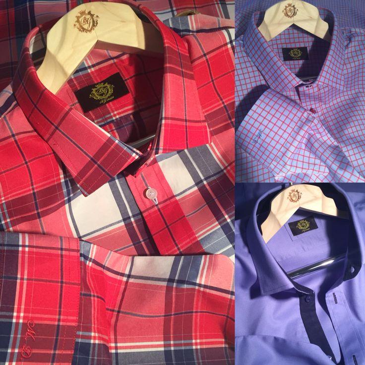Individuāli darināti krekli | BG Suits