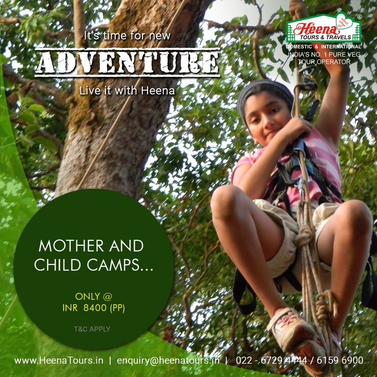 Mother and child camps..!!