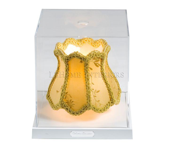 Лампа настольная Flos Mini Teca Victorian Grandeur  Лампа настольная Flos Mini Teca Victorian Grandeur (дизайнер Ron Gilad)