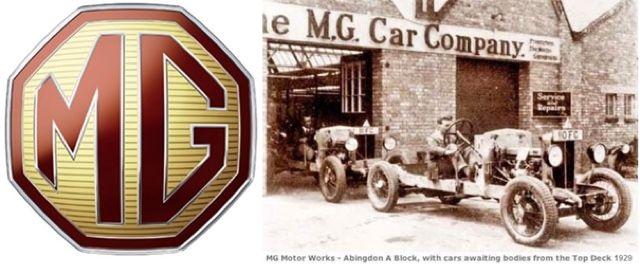 Obelisco Classic Car Club Cali Colombia: La Historia de MG y sus modelos TA, TC y TD