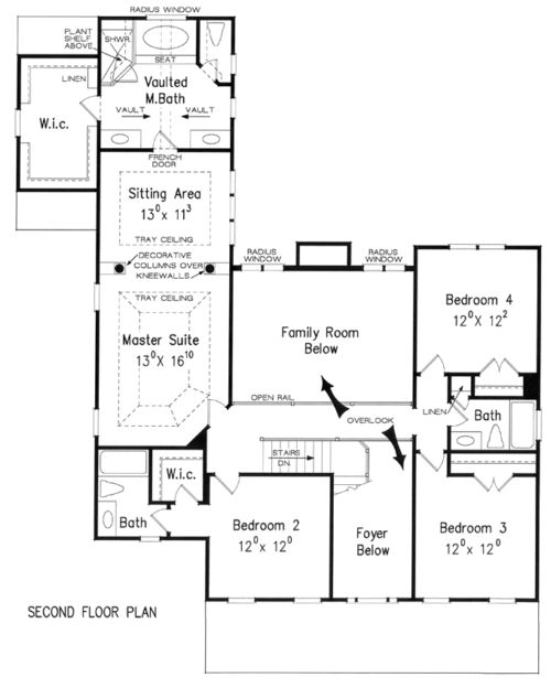 12 best house plans images on pinterest house floor for Simple roofline house plans