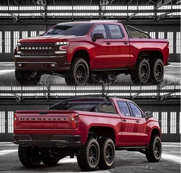 Fsc On Instagram The Hennessey Goliath 6x6 Goes Zero To 60 In
