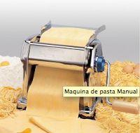 "Mangas Pasteleras: Máquinas para hacer pasta fresca ""imperia"""