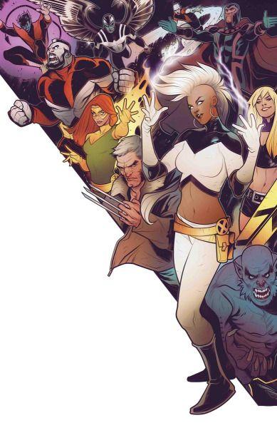 X-Men Fan 34,,,,////