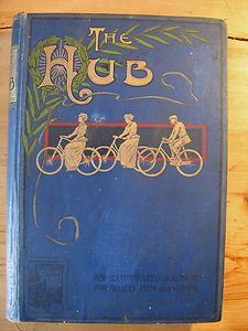 The Hub, Illustrated Weekly for Cyclists, 1897. 30 issues, Bound Volume. Rare | eBay