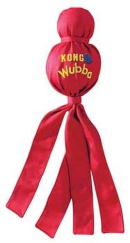KONG Mega Wubba Dog Toy (Colors Vary) - Chew Toys #Dogs #Dog #Pets #Pet #Gift #Gifts #Christmas #Holiday #Holidays #Present #Presents #Accessories #Dog #Dogs #Chew #Toys #Toy