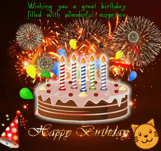 #Whatsapp a sparkling #birthday wish sharp at 12 to your friend with this amazing #happybirthday #ecard.