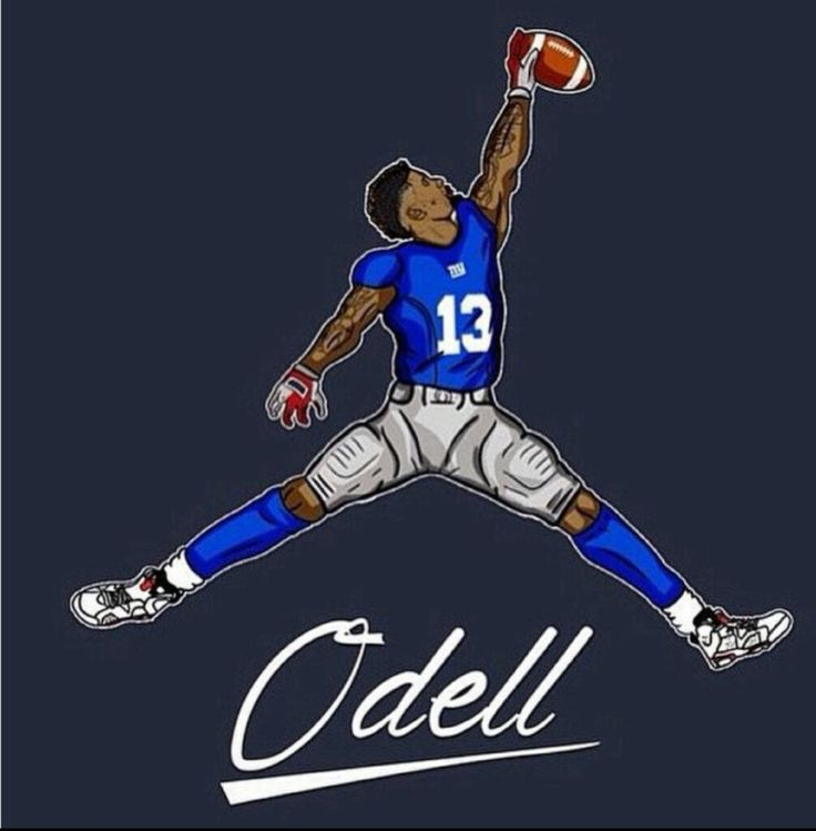 Pro Football Writer's of America have named Odell Beckham Jr the NFL Rookie of the Year. #NYG #GiantsNation