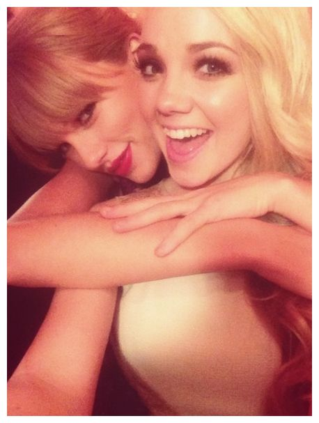 Danielle Bradbery   Taylor Swift