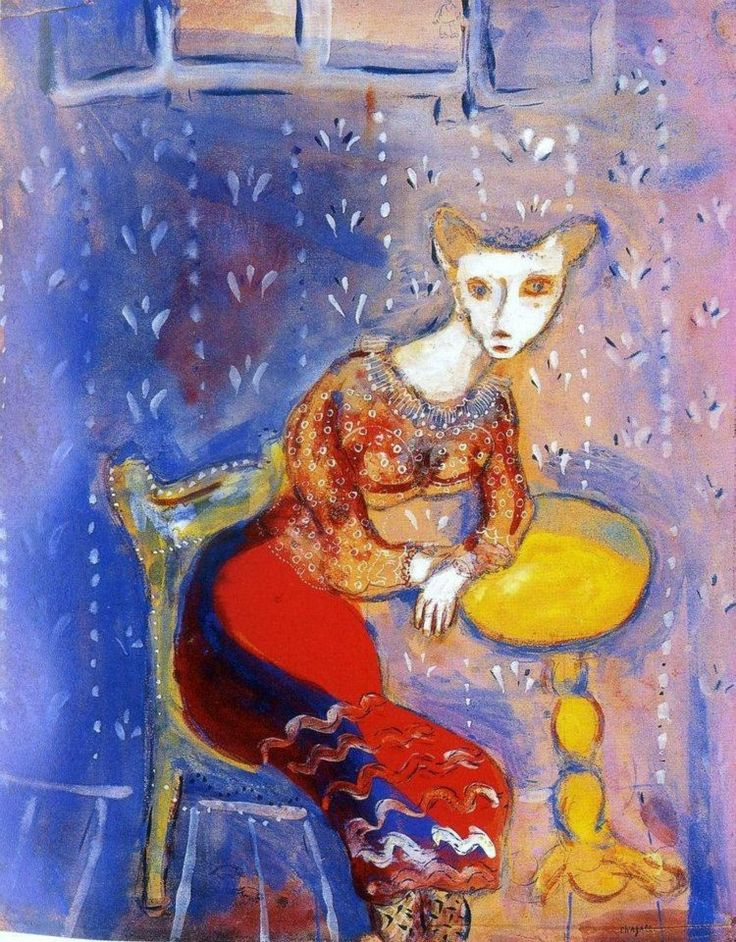 15 best marc chagall images on pinterest marc chagall for Biographie de marc chagall