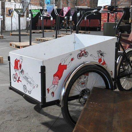 Street Art Bike Show Bordeaux. By @vectotriporteurs