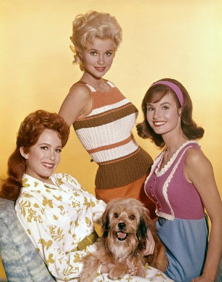 "Loved this show when I was young ....The girls of ""Petticoat Junction"", 1963"