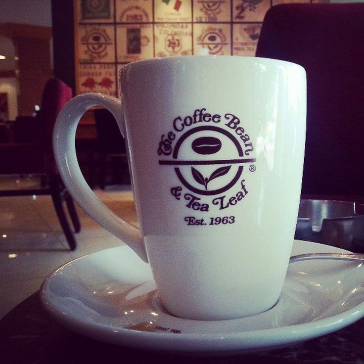 The Coffee Bean & Tea Leaf - Probably the best coffee shop in #Cairo