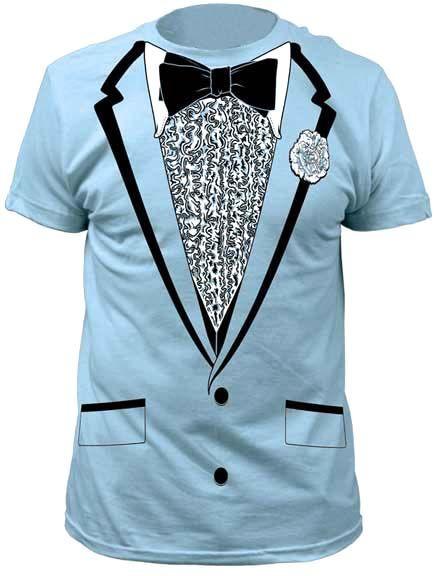 Prom Tuxedo T-Shirt