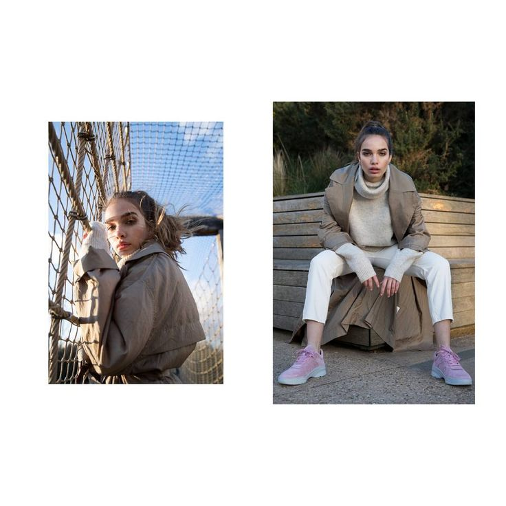 Hair for Filling Pieces SS18 'MEMENTO' Collection. @fillingpieces . Shot by @eva.al.desnudo  Model. @hancross  MUA. @ibimolnar  Styling by @lucy_up . #editorialphotography #hairstylist #hairdresser #hairdressing #sessionstyling #sessionstylist #makeupartist #makeup #visagist #london #salzburg #losangeles #friseur #frisuren #model #fillingpieces #womanwear #sportsfashion #trainers