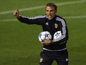 Phil Neville's son a target for Manchester United?