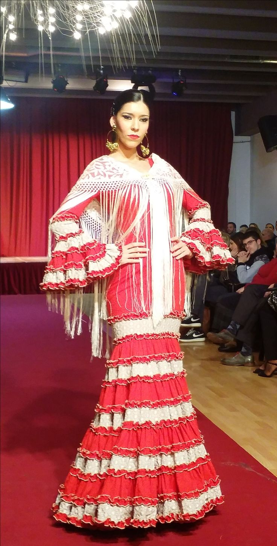 Mejores 83 imágenes de Moda Flamenca entrelunaresbcn.com en ...