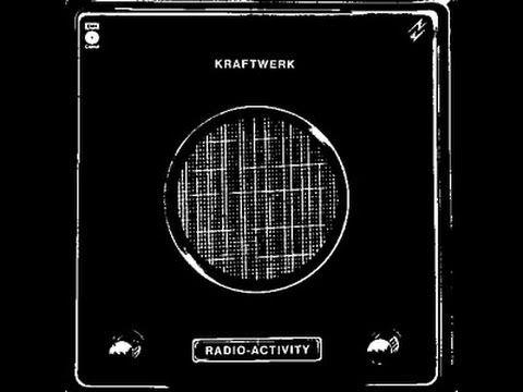 Kraftwerk Radioaktivitat German Version Visualmusicanimation Youtube Kraftwerk Electronic Music Synthesizer Music