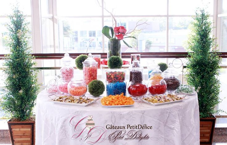 #candybar #Dessertbar #catering #home #hospitality #decor #Design #treats #sweettooth #Cafedessertsetc
