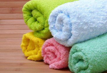 Tips tegen stinkende handdoeken