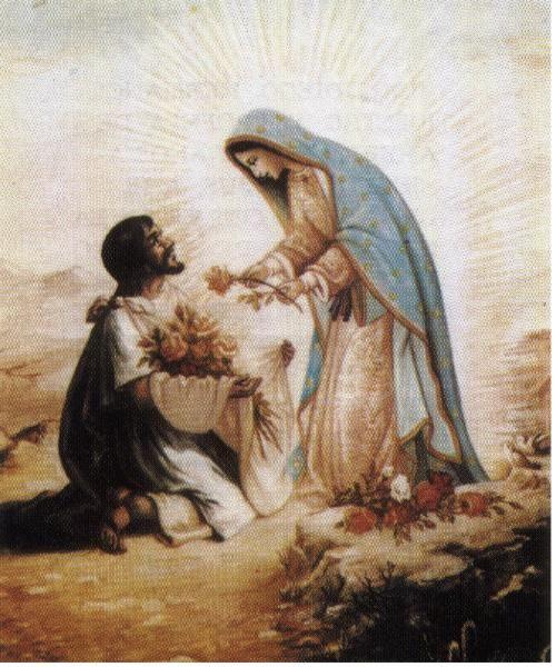 Sacra Galeria: Nossa Senhora de Guadalupe
