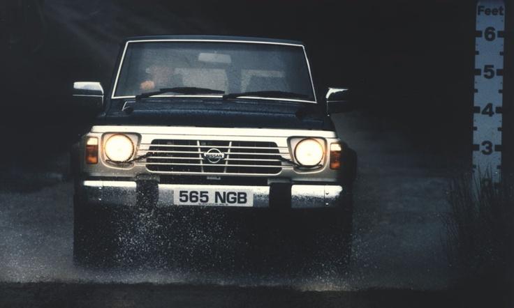 Nissan Patrol (1997)
