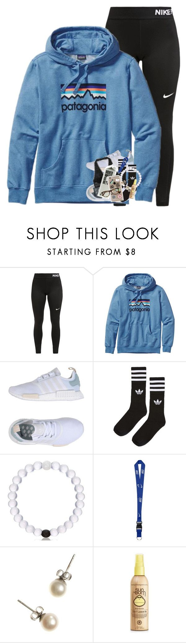"""I'm leaving Canstio New York tomorrow:("" by summerdreaming7 ❤ liked on Polyvore featuring NIKE, Patagonia, adidas Originals, adidas, J.Crew, Forever 21 and Ray-Ban"