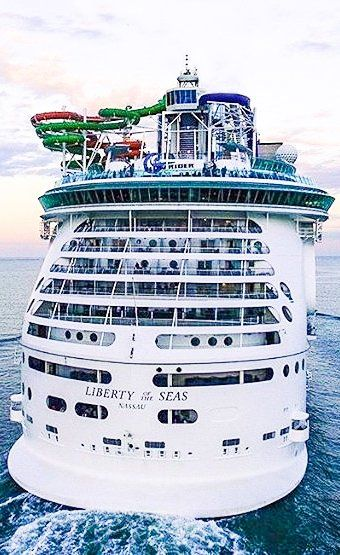 liberty of the seas if you re looking for adrenaline amping