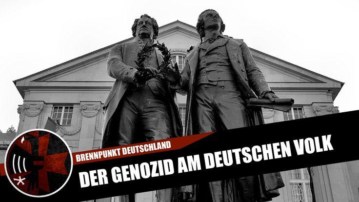Der Genozid am deutschen Volk