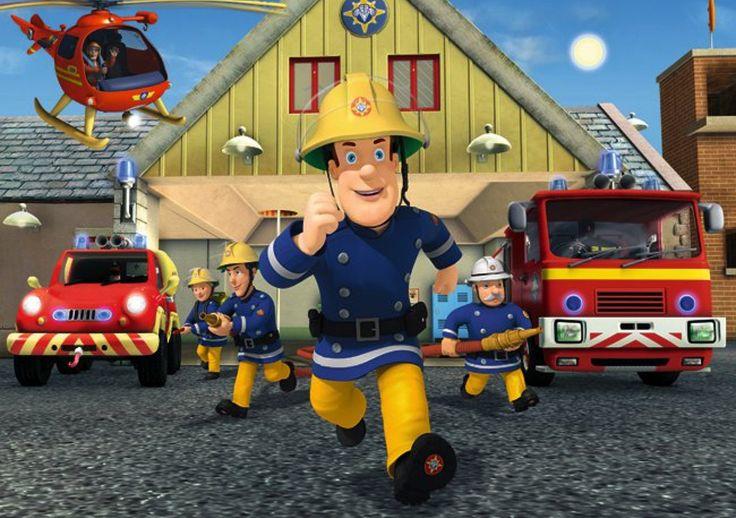 Feuerwehrmann Sam - Text und Akkorde