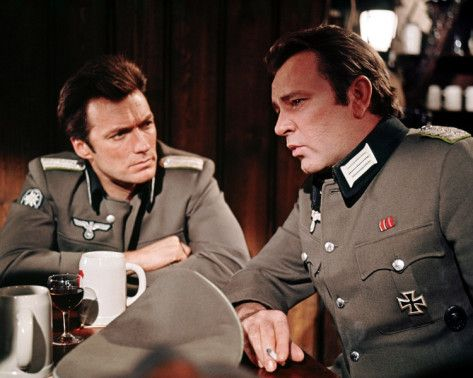 Where Eagles Dare (1968) w/ Clint Eastwood & Richard Burton