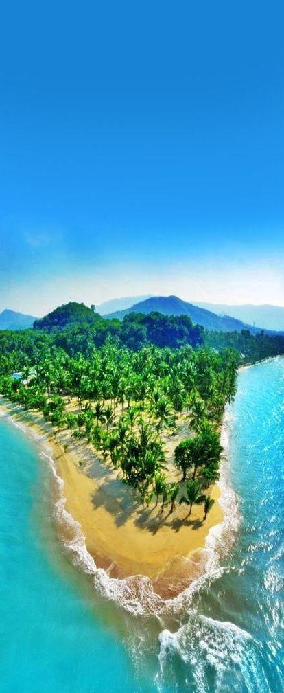 """""""Adoren al que hizo el cielo y la tierra y el mar y las fuentes de las aguas"""" (Revelación 14:7) SB (Koh Samui, Thailand) SB"""