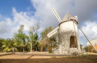 Visites et balades touristiques à Marie Galante