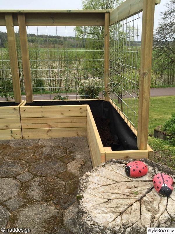 Trädgård unter ständiger Planung Erneuerung und…