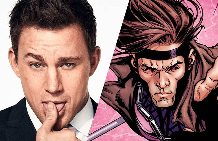News of Channing Tatum standalone movie as Gambit. He will also appear as the superhero in X-Men: Apocalypse.