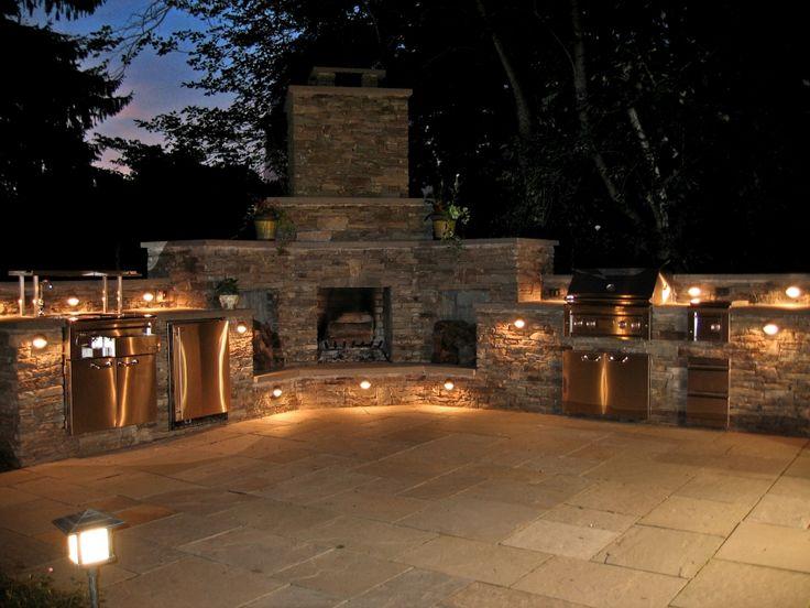 263 best Outdoor Kitchen Design Ideas images on Pinterest ...