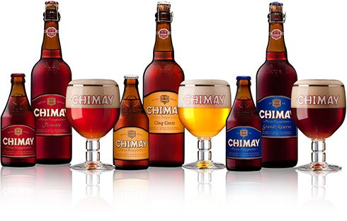 Chimay - Another beautiful Trappist Beer