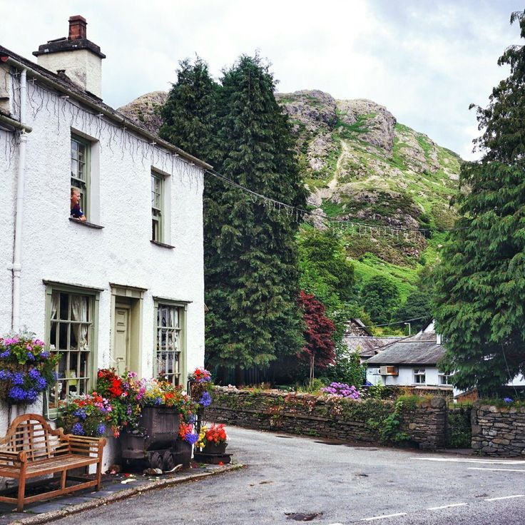 Cutest Villages in the Lake District: Most Beautiful towns and villages in Cumrbia, England: Ambleside
