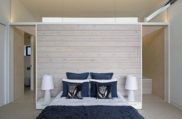 interesting idea for master bed wall...glass above??