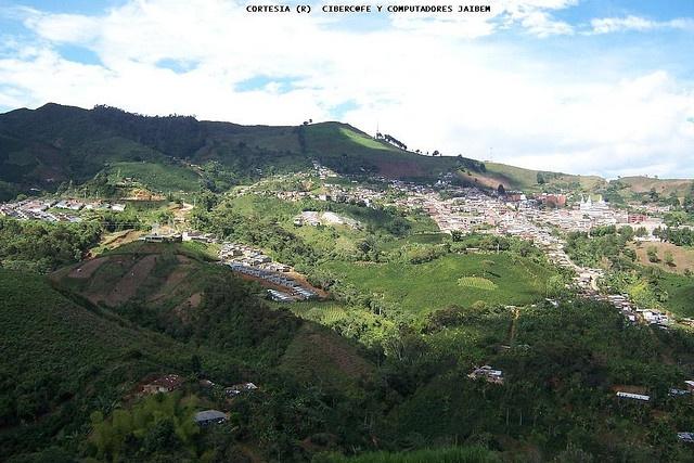 Concordia Municipio Verde (Suroeste Antioquia Colombia) by Mejía